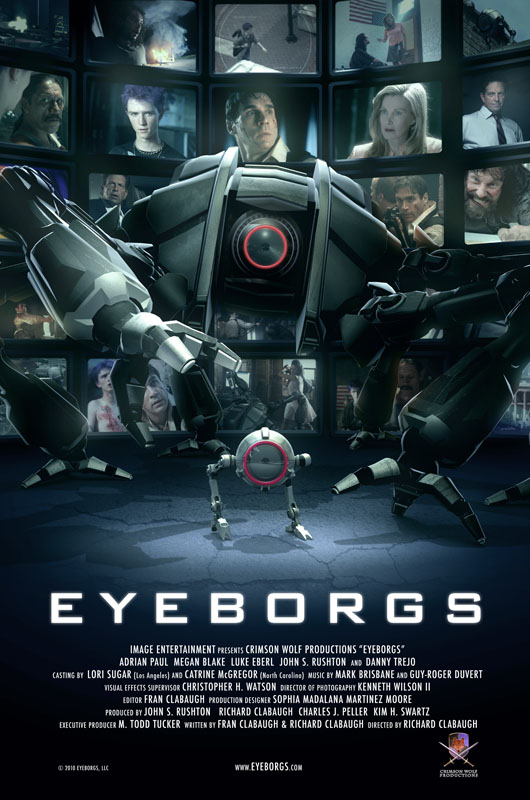 EYEBORGS - Press and Media Page